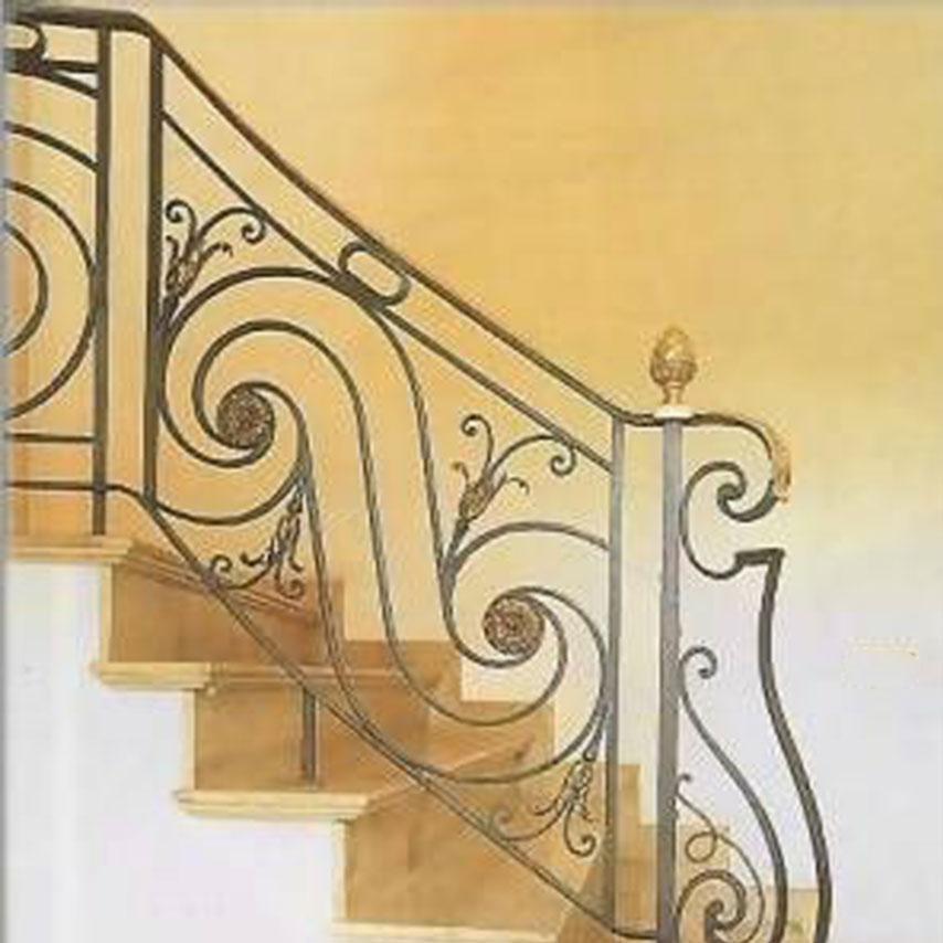 Trappen, hekwerken, balkons